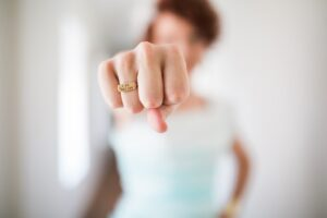 婚活を頑張る女性